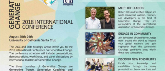 Conferência Generative Change