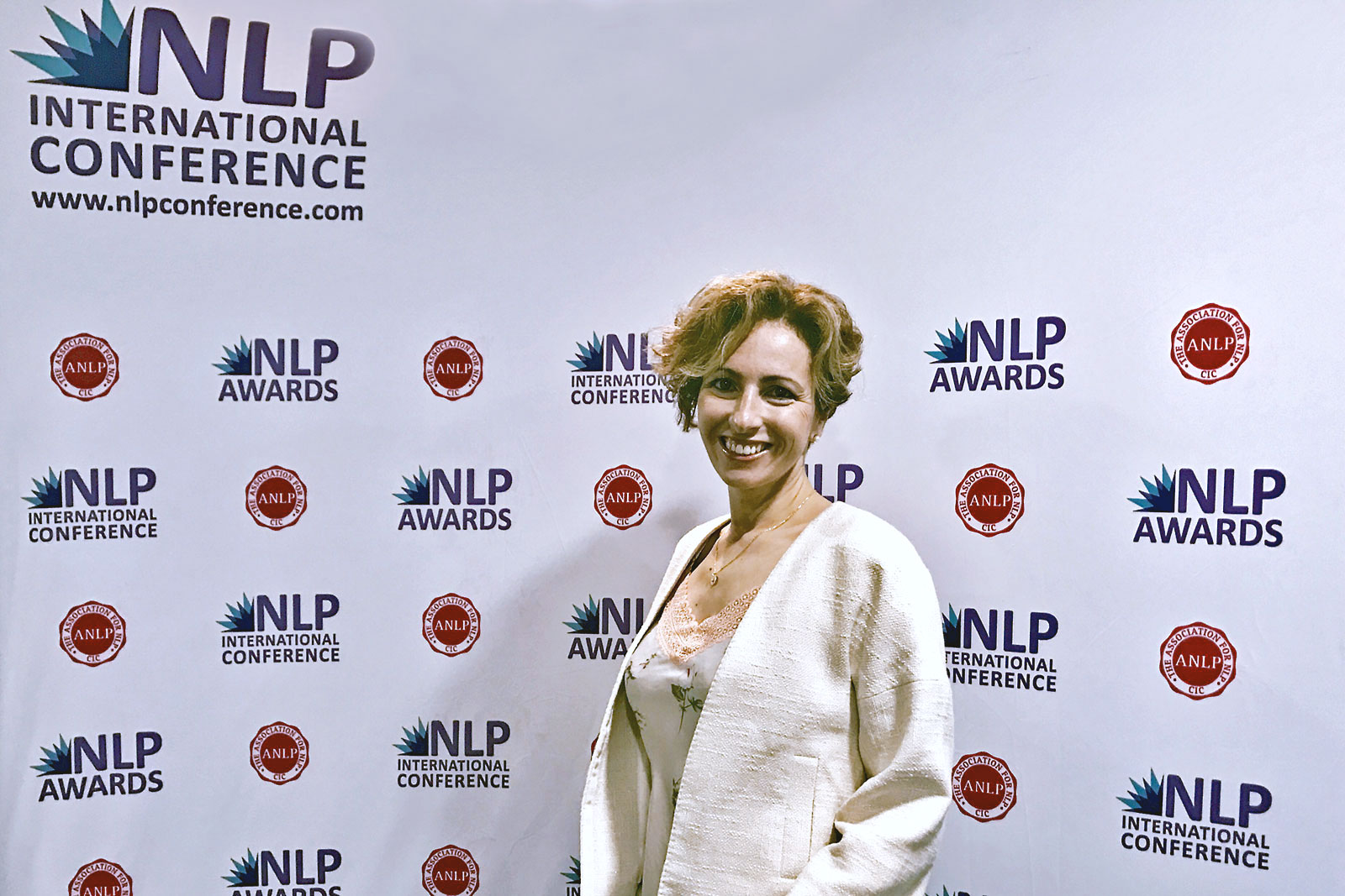Rita Aleluia na NLP International Conference