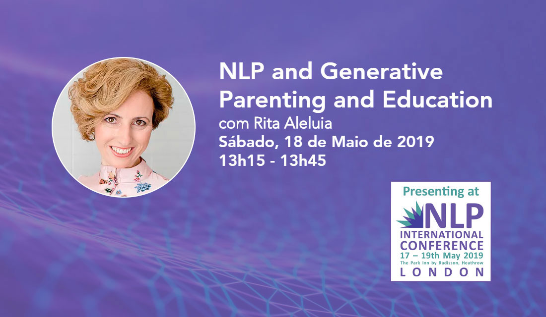 NLP and Generative Parenting and Education, London