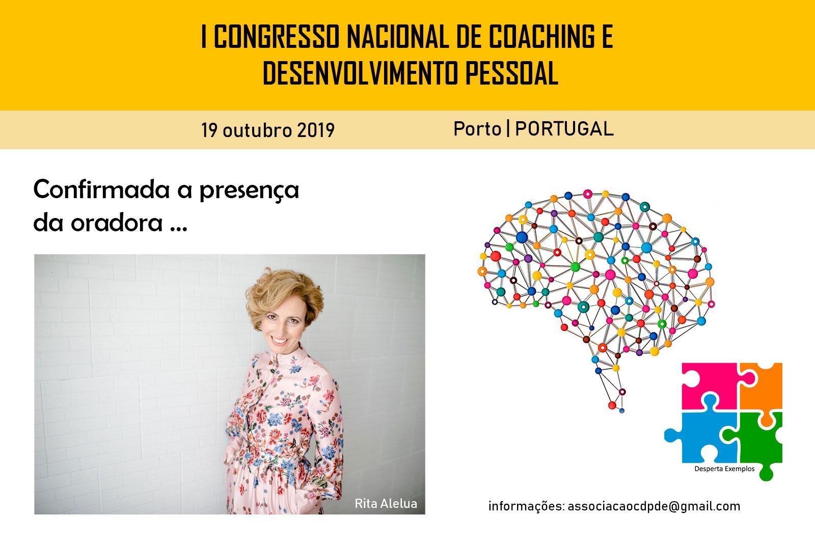 I Congresso Nacional de Coaching e Desenvolvimento Pessoal