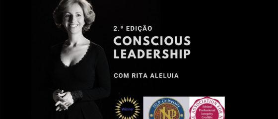 Conscious Leadership no Sabugal com Rita Aleluia