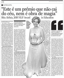 Entrevista Rita Aleluia Diário de Notícias Madeira 2019