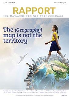 Artigo sobre Rita Aleluia na Revista Rapport número 65