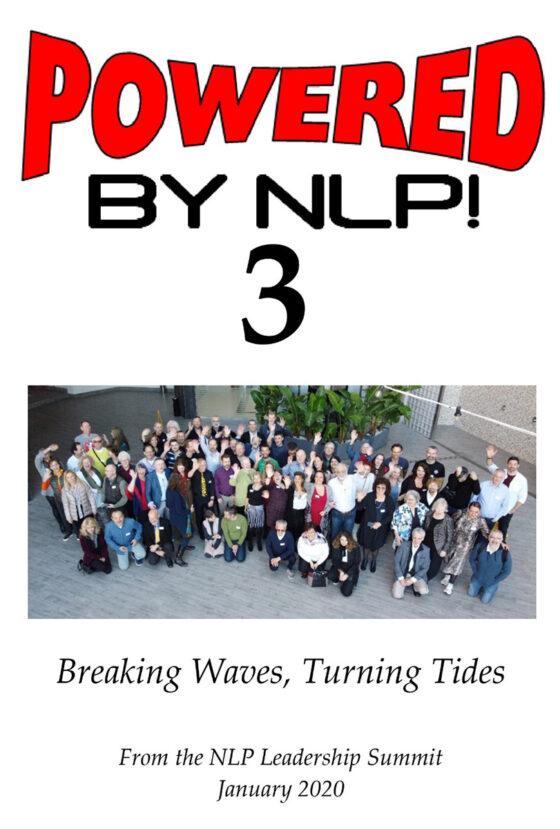 """Capa do livro """"Powered by NPL 3"""", edição de 2020"""