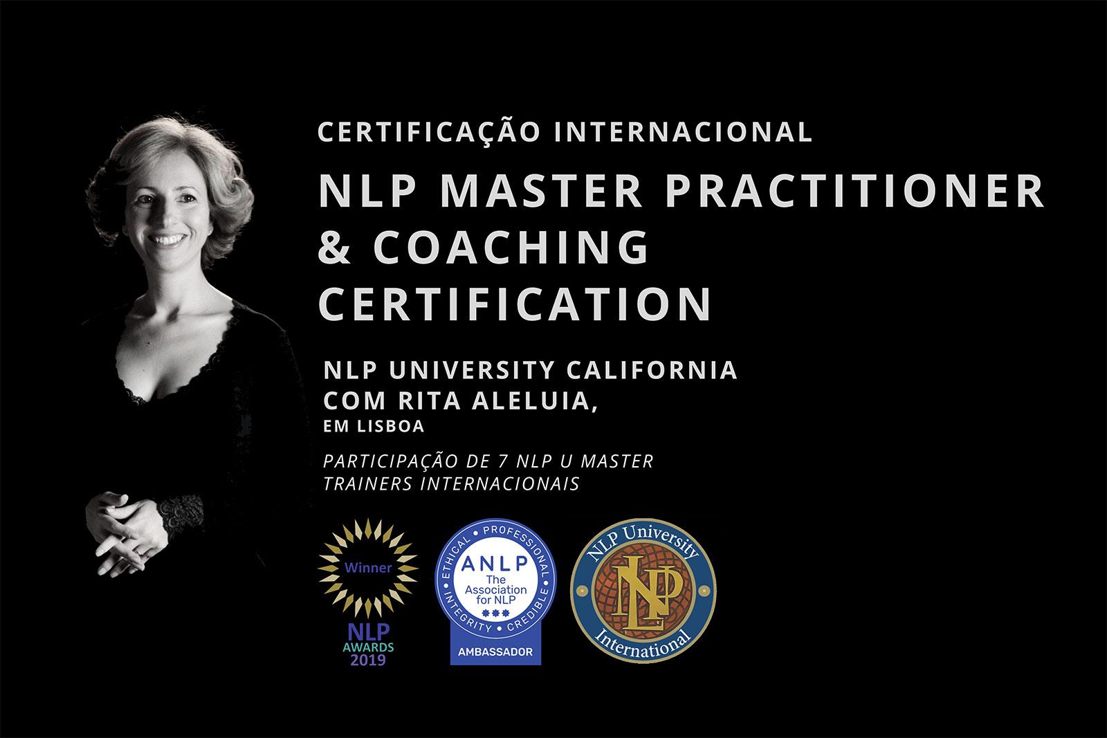 NLP University Master Practitioner & Coaching Certification