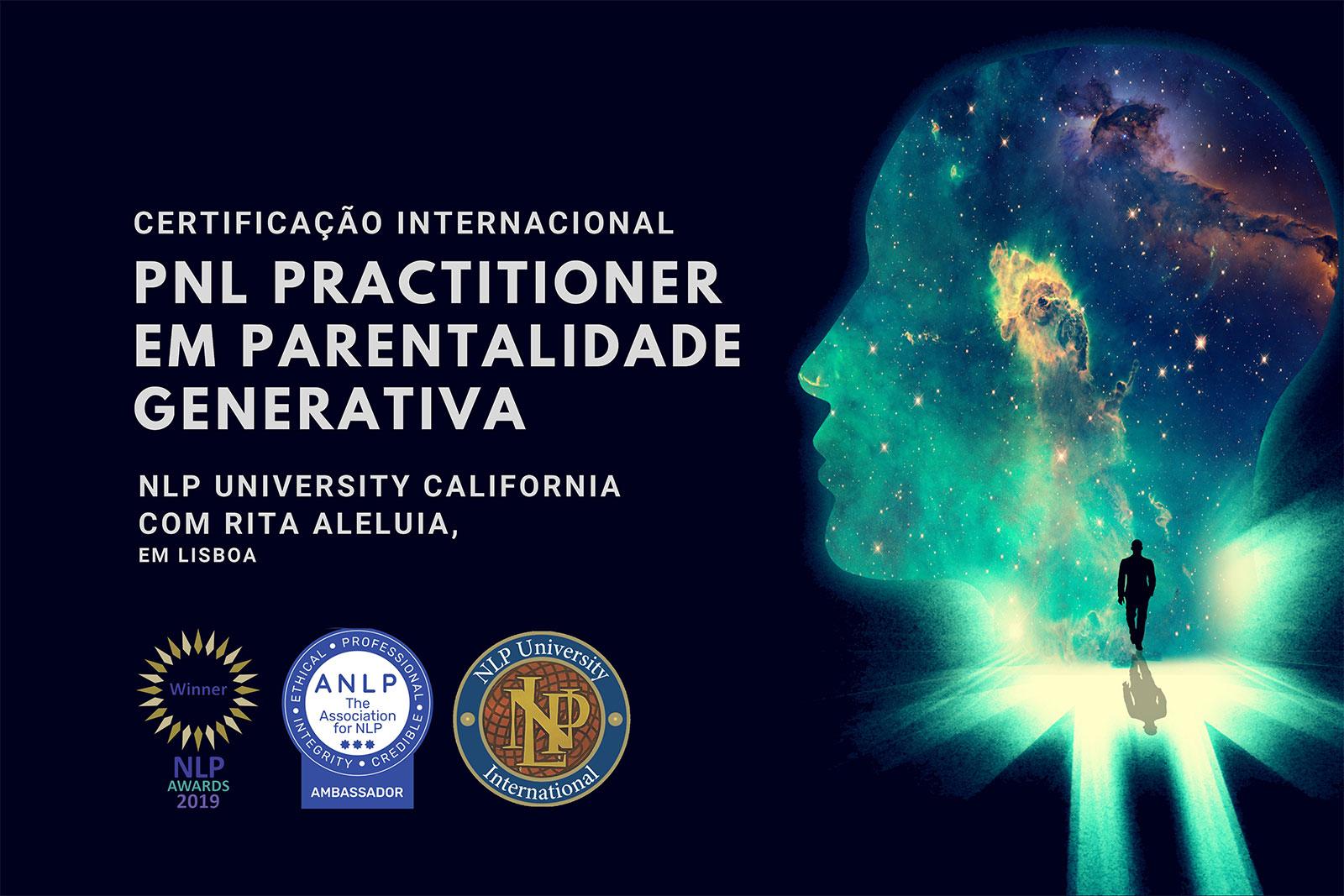 5.ª Certificação Internacional PNL Practitioner em Parentalidade Generativa