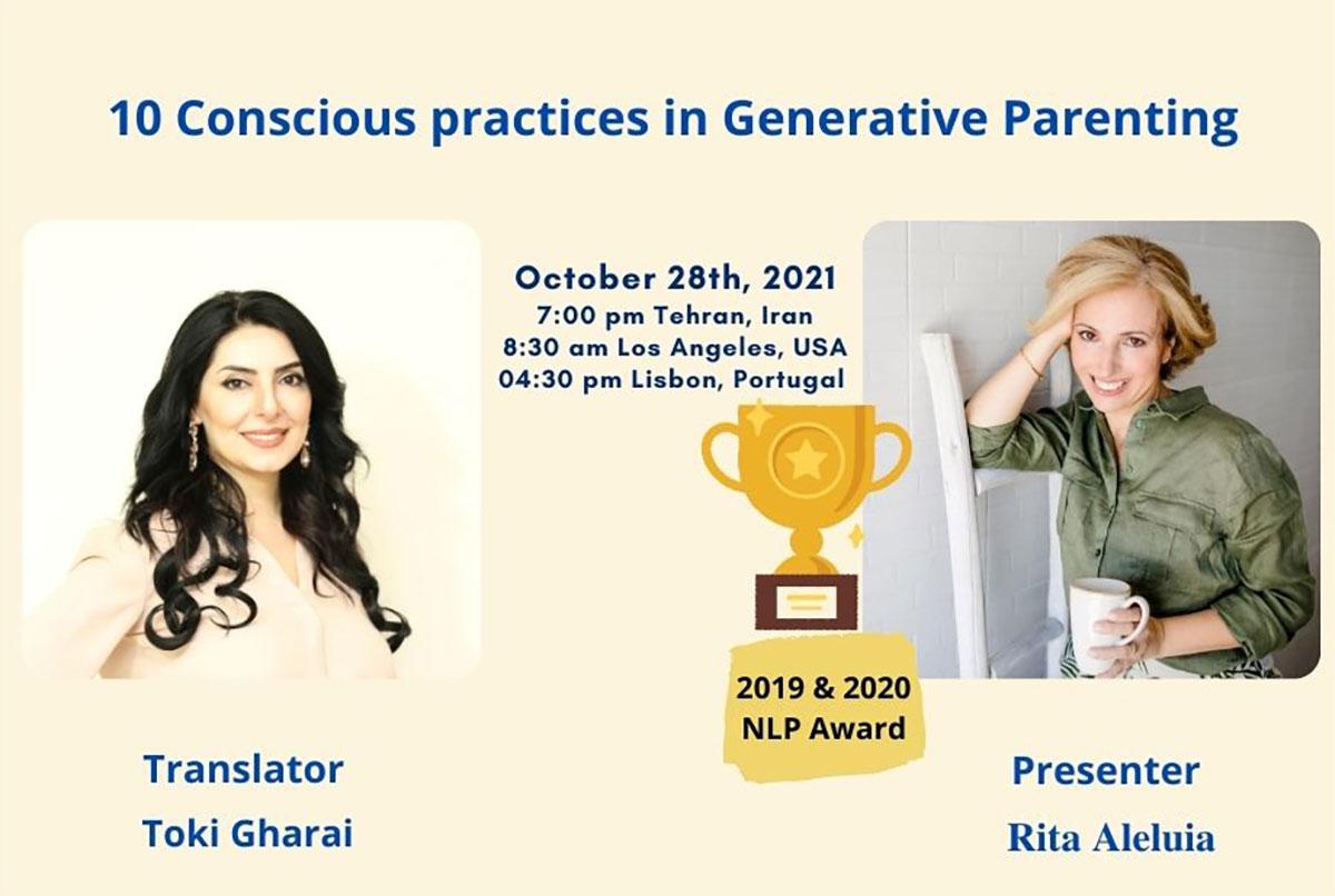 10 Conscious Practices in Generative Parenting